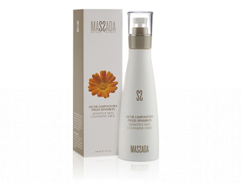 Massada Sensitive Skin Cleansing Milk