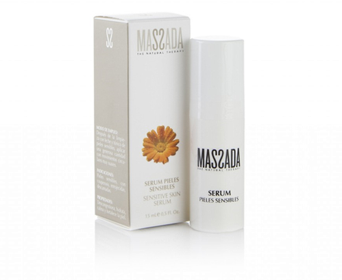 Massada Sensitive Skin Serum